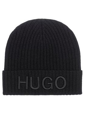Hugo Hugo Čiapka Unisex-X 565-2 50441405 Čierna