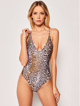 Guess Guess Costum de baie E02J06 MP004 Negru