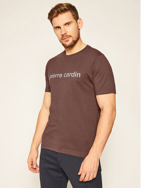 Pierre Cardin Pierre Cardin Marškinėliai 52250/000/2276 Bordinė Regular Fit
