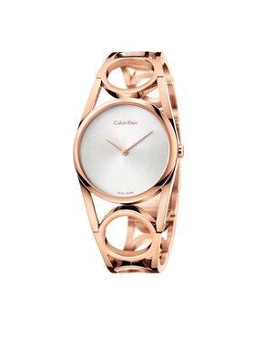 Calvin Klein Calvin Klein Часовник Bangle Medium K5U2M646 Розов