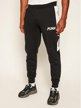 Puma Puma Teplákové kalhoty Modern Sports 583485 Černá Regular Fit