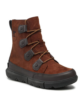 Sorel Sorel Снігоходи Explorer Boot Wp NM4499 Коричневий