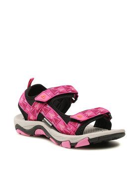 Bergson Bergson Sandale Tana Hiking Sandals Ružičasta