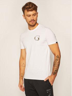 Guess Guess T-Shirt G Space M0YI86J1300 Bílá Regular Fit