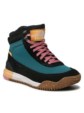 The North Face The North Face Buty Back To Berkeley III Textile Wp NF0A5G2V33R1 Zielony