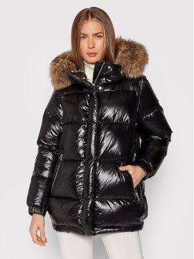 Woolrich Woolrich Pernata jakna Aliquippa CFWWOU0584FRUT1702 Crna Regular Fit