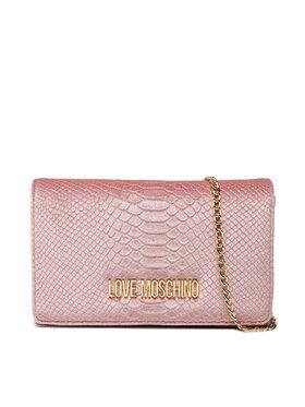 LOVE MOSCHINO LOVE MOSCHINO Дамска чанта JC4292PP0DKL0600 Розов