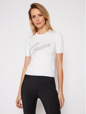 Guess Guess Blusa Debora W1RR85 Z2NQ0 Bianco Regular Fit