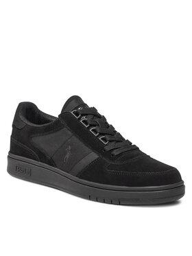 Polo Ralph Lauren Polo Ralph Lauren Sneakersy Polo Crt Pp 809846184005 Czarny