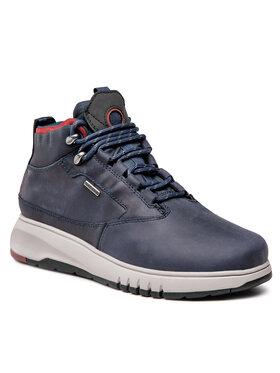 Geox Geox Auliniai batai U Aerantis 4X4BABX A U04APA 00045 C4002 Tamsiai mėlyna
