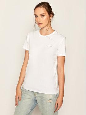 Marc O'Polo Marc O'Polo T-Shirt 007 2288 51643 Weiß Regular Fit