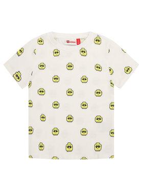 LEGO Wear LEGO Wear T-shirt LETobias 301 22350 Bianco Regular Fit