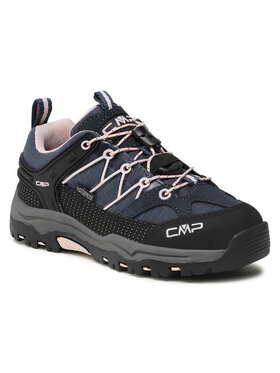 CMP CMP Trekkingi Kids Rigel Low Trekking Shoe Wp 3Q54554 Granatowy