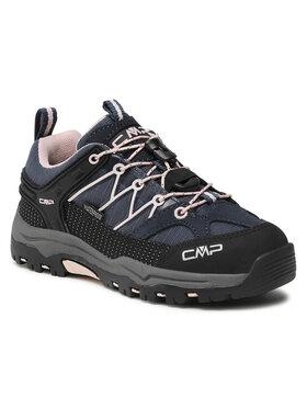 CMP CMP Trekkings Kids Rigel Low Trekking Shoe Wp 3Q54554 Bleumarin