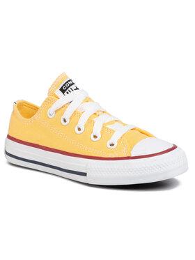Converse Converse Sneakers aus Stoff Ctas Ox 666820C Gelb