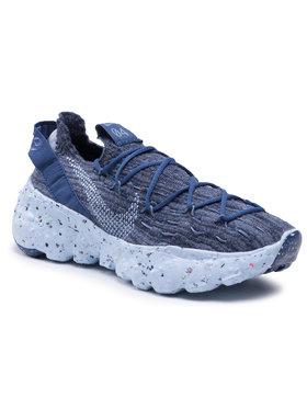 Nike Nike Batai Space Hippie 04 CZ6398 400 Tamsiai mėlyna