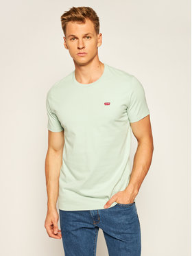 Levi's® Levi's Marškinėliai Ss Original Hmtee 56605-0052 Pilka Regular Fit