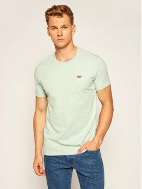 Levi's® Levi's® T-Shirt Ss Original Hmtee 56605-0052 Šedá Regular Fit