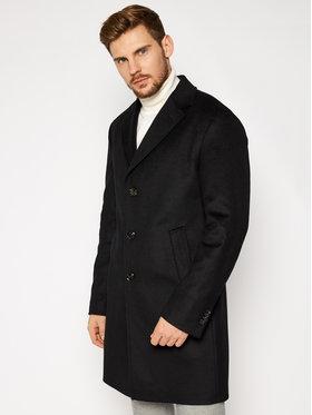 JOOP! Joop! Gyapjú kabát 17 JC-22Mariso 30024053 Fekete Regular Fit