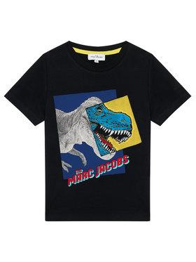 Little Marc Jacobs Little Marc Jacobs T-Shirt W25509 M Czarny Regular Fit