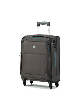 Dielle Dielle Kis szövetborítású bőrönd 720/55 Szürke