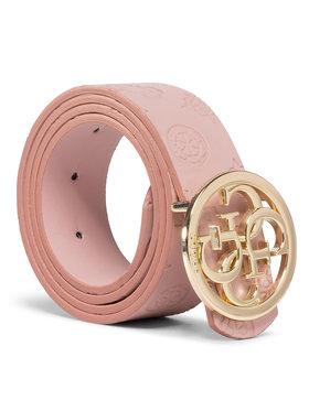 Guess Guess Pasek Damski Emilia (SG) Belts BW7342 VIN35 Różowy
