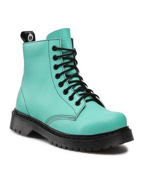 Altercore Altercore Turistická obuv 651D Zelená
