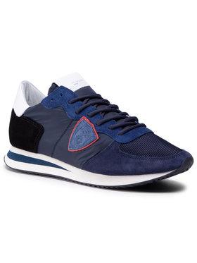 Philippe Model Philippe Model Sneakers Trpx TZLU W057 Blu scuro
