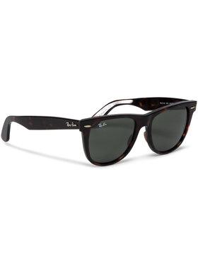 Ray-Ban Ray-Ban Okulary przeciwsłoneczne Original Wayfarer Classic 0RB2140 902 Brązowy