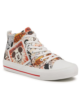 Desigual Desigual Sneakers Beta Mickey 21SSKA14 Multicolore
