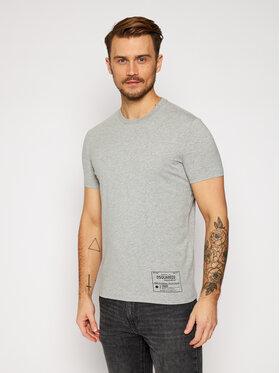 Dsquared2 Underwear Dsquared2 Underwear T-shirt D9M203250 Grigio Regular Fit