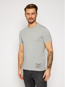 Dsquared2 Underwear Dsquared2 Underwear T-Shirt D9M203250 Šedá Regular Fit