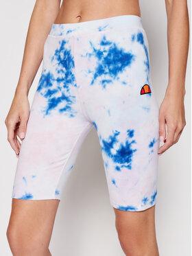 Ellesse Ellesse Short de sport Tour Tie Dye SGI11335 Multicolore Slim Fit