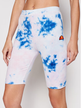 Ellesse Ellesse Sportske kratke hlače Tour Tie Dye SGI11335 Šarena Slim Fit