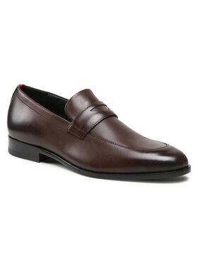 Hugo Hugo Chaussures basses Ruston 50455213 10222256 01 Marron