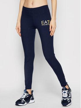 EA7 Emporio Armani EA7 Emporio Armani Leggings 3KTP65 TJ01Z 1554 Sötétkék Slim Fit