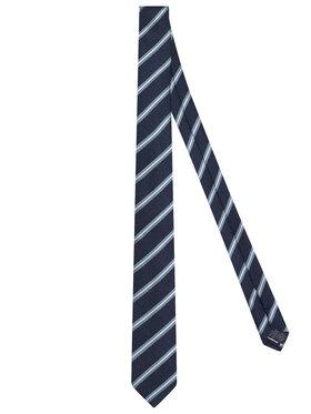 Tommy Hilfiger Tailored Tommy Hilfiger Tailored Cravată Stripe Blend TT0TT07669 Bleumarin