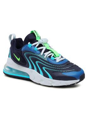 Nike Nike Boty Air Max 270 React Eng CJ0579 400 Tmavomodrá