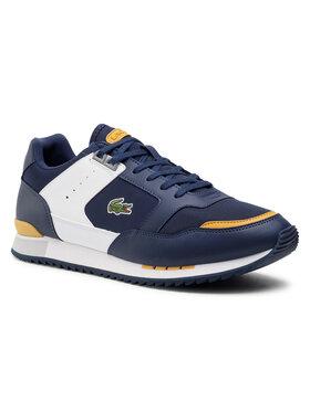 Lacoste Lacoste Sneakersy Partner Piste 01201 Sma 7-40SMA00252M3 Granatowy