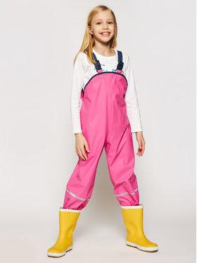 Playshoes Playshoes Stoffhose 405424 D Rosa