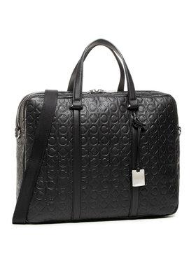 Calvin Klein Calvin Klein Nešiojamo kompiuterio krepšys Laptop Bag Mono K50K506108 Juoda
