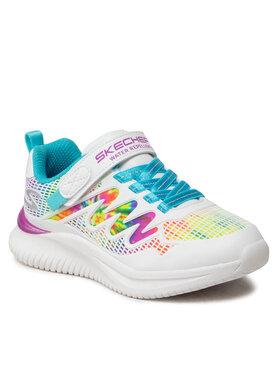 Skechers Skechers Sneakersy Radiant Swirl 302434L/WMLT Biały