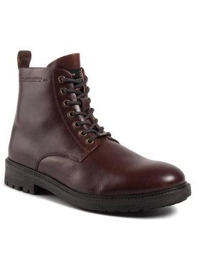 Pepe Jeans Pepe Jeans Outdoorová obuv Porter Boot Basic PMS50179 Bordová
