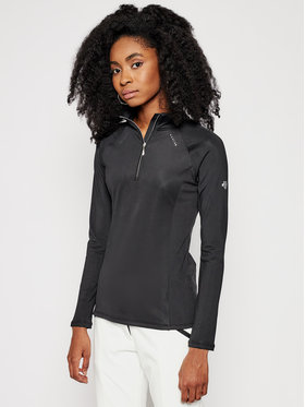 Descente Descente Funkční tričko Mary DWWQGB08 Černá Slim Fit