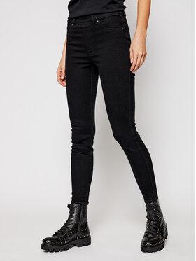 SPANX SPANX Дънки Ankle 20278R Черен Skinny Fit