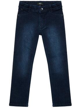 Boss Boss Džinsai J24710 D Tamsiai mėlyna Slim Fit