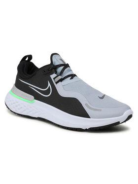 Nike Nike Boty React Miler Shield CQ7888 003 Černá