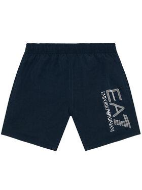 EA7 Emporio Armani EA7 Emporio Armani Short de bain 906005 1P771 06935 Bleu marine Regular Fit
