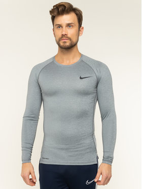 Nike Nike Funkčné tričko Pro BV5588 Sivá Slim Fit