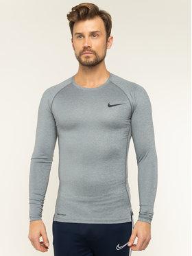 Nike Nike Tricou tehnic Pro BV5588 Gri Slim Fit